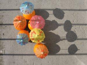 Party oranges