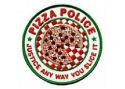 politiepizza