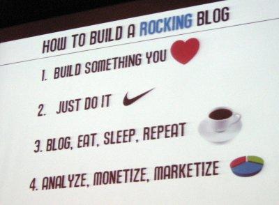 Rocking blog