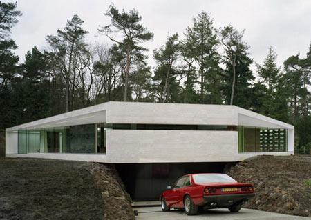 Villa by Powerhouse