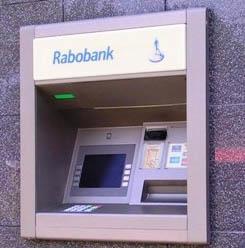 Rabobank ATM