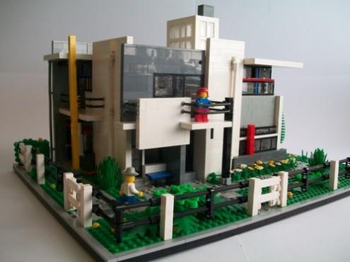 Rietveld-lego