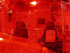 Submarine-helm