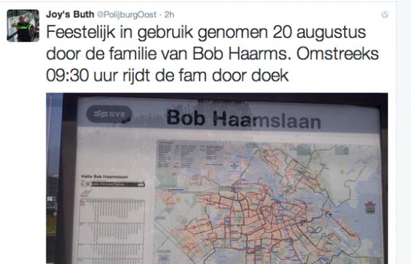 Haamslaan
