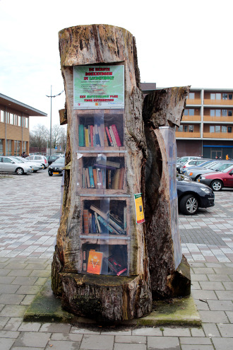 street-library-nijmegen-branko-collin