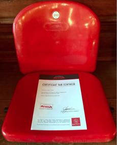 Ajax-seat